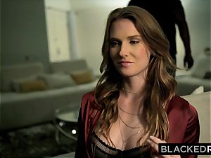 BLACKEDRAW mischievous wifey Calls For big black cock As shortly As spouse Is Gone
