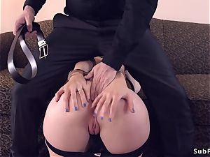 fellow cuffed and anal drilled mind-blowing robber