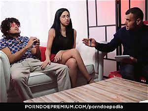 PORNDOE PEDIA - strenuous penetrations for craving Lucia