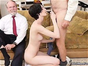 flawless black-haired nubile and damsel onanism Frannkie goes down the Hersey highway