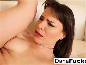 vagina worship and gobbling of Dana DeArmond's humid crevasse