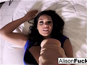 gf experience with Alison Tyler