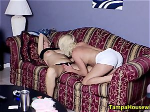 Ms Paris Rose in 2 super-naughty ladies with playthings