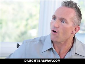DaughterSwap - I porked My friends daughter