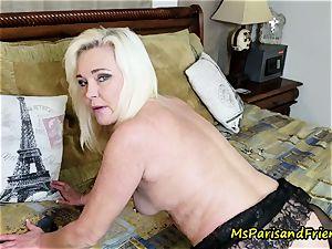 naughty urinating fuckbox superslut guideline with Ms Paris Rose
