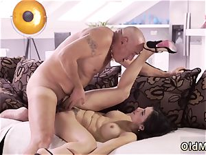 unbelievable and epic hand job tough fucky-fucky for spectacular latina honey