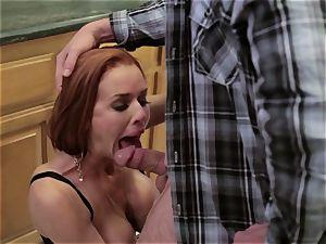 Mean mother Veronica Avluv porks her daughter's guy