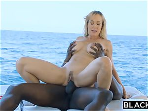BLACKED Brandi love covets bbc Vacation
