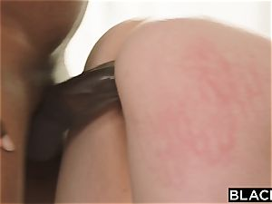 BLACKED greedy tutors secretary hungers Her professor