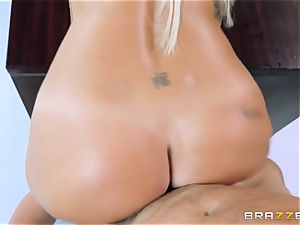 Johnny and Kissa Sins suggest a sizzling pov performance