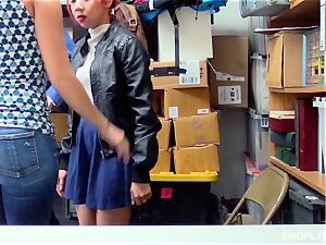 mummy Christy love takes place for insatiable shoplyfter