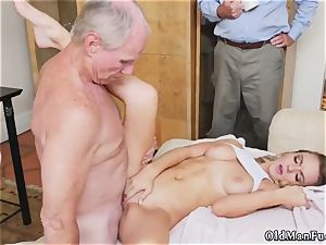 elderly swinger couples and young gonzo Turns out his niece s school gf was staying with him