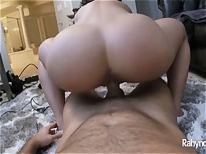 Rahyndee James red-hot culo In Your Face HD