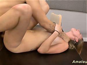 Flexi contortion lovemaking gymnastic