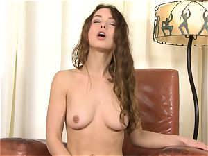 Taylor Sands gets steamy and super-naughty on a chair