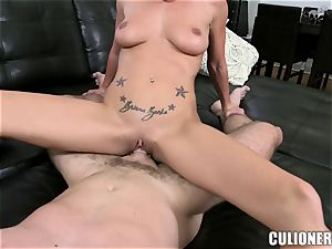 Lizz Tayler switch roles cowgirl