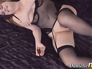 porn industry star honey in lingerie