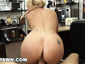 hard-core PAWN - Things Get weird When Valerie milky flashes Up
