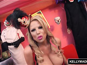 KELLY MADISON wild Clown vag