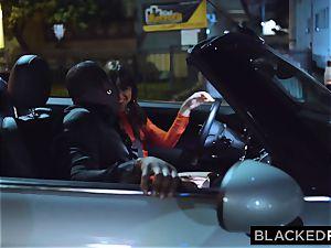BLACKEDRAW Riley Reid drills big black cock With Her greatest acquaintance