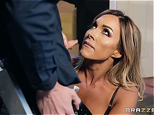 delightful cougar Aubrey gets pounded by Danny's sir lollipop