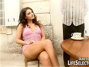 first-ever sex, super-naughty wishes with the splendid Aletta Ocean