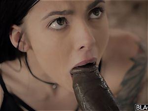 Marley Brinx big black cock