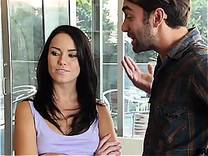 smallish stepsister gets plowed superb for being mean