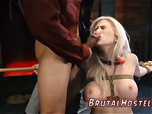 woman dominates Big-breasted platinum-blonde hotty Cristi Ann is on vacation boating