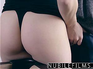 NubileFilms - cuckold wifey Wants prick And spunk