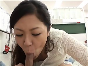 asian teacher deep throating penis - Part 1 - ChaturbateCam.net