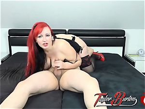 Taylor-Burton thick bum nymph