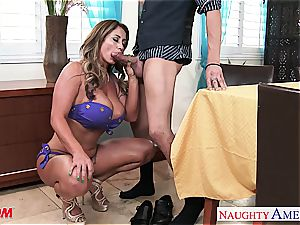 tattooed mommy Eva Notty gets nailed