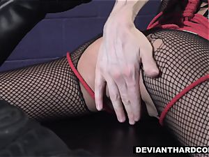 DeviantHardcore - Waterboarding nubile With penis