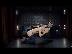 xCHIMERA - Hungarian Amirah Adara fetish internal ejaculation pulverize