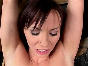 lesbo domme Kathia gets her way