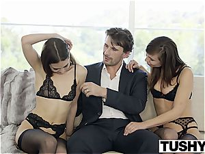 TUSHY Being Riley Chapter 2