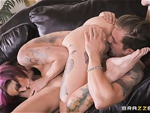 Anna Bell Peaks likes toying games