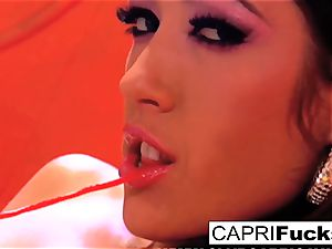 Capri Cavanni ultimately ravages London Keyes