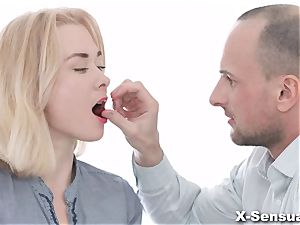 X-Sensual - throughout Lasciva - scorching her up orally and rectally