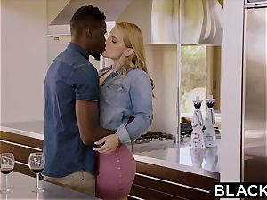 BLACKED molten girlfriend hankers and Cheats With big black cock