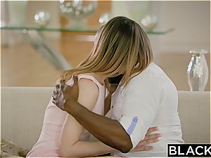 BLACKED first interracial For smallish teenage Kristen Scott