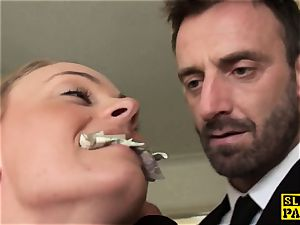 nubile unexperienced dominated roughsex